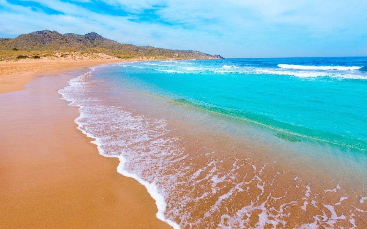 La Mejor Playa cerca de la Manga Calblanque
